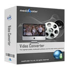 mediAvatar Video Converter Pro lets you convert videos in a variety of file formats for use on iPod, iPhone, iPad, PSP, PS3, Xbox 360, and more.