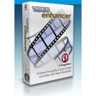 Infognition Video Enhancer effectively increases the resolution of your videos by using information from neighboring frames to upsize the final product from SD to HD quality.