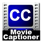 MovieCaptioner is an easy way to add captions to your movies quickly and accurately, plus import existing transcripts and caption files.