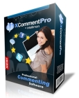 XCommentPro adds robust interactivity to your website in minutes, without any complicated programming or setup routines.