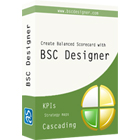 BSC Designer lets you measure and improve business performance by applying the Balanced Scorecard concept, a method used by the world's most successful corporations.