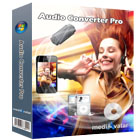 mediAvatar Audio Converter Pro is the ultimate audio conversion program for music fans needing to rip, convert, burn, and transfer music to portable gadgets.