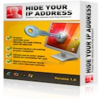 Hide Your IP Address instantly hides your IP address at the click of a button, giving you the ability to surf the Internet anonymously.