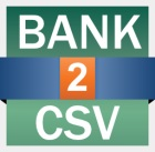 Bank2CSVPro converts bank, credit card, and investment activity files in QIF, OFX, QFX, OFC, QBO, and ASO file formats to CSV format.