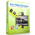 Any Video Converter Ultimate lets you rip DVDs to video files, and converts existing video files to a number of different formats for playback on various devices.