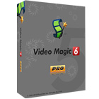 Video Magic Pro is a best-in-class video converter and editor, making it possible to rip all video and DVD content for use on your portable devices.