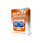 Replay Video Capture lets you create high-quality videos from anything that's playing on your computer, including DVDs, streaming video, video chats, and more.