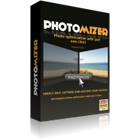 Photomizer turns wasted pictures - which otherwise would be irretrievably lost - into natural and attractive photos without giving the impression of artificial editing.