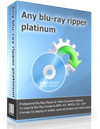 Any Blu-ray Ripper Platinum lets you make complete, lossless copies of DVD and Blu-ray movies in a variety of popular file formats.
