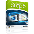 Ashampoo Snap 5 lets you take and edit professional screenshots of your software application, and even lets you capture menu trees and multi-level menus.