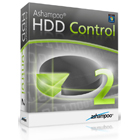 Ashampoo HDD Control 2 updates you on the health of your hard drive, displaying vital stats including performance metrics and operating temperatures.