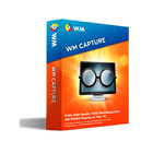 WM Capture is the key to creating high quality video recordings that can be saved as MPEG, WMV, AVI, DVD-ISO and more.