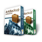 ArkBackup Professional not only makes backing up data easy, automatic, and painless, it also offers you a whole world of flexible options not found in competing software.