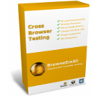 BrowseEmAll is designed to help web developers achieve cross-browser compatibility, offering the ability to test on the latest versions of all major browsers and mobile platforms.