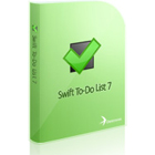 Swift To-Do List 8 Home is a powerful and feature-rich task management app that remains simple, clean, and intuitive, helping you to be more productive.
