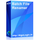 Batch File Renamer lets you rename files in bulk - adding, removing, inserting, and replacing characters and text, changing extensions, and more.
