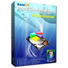 EaseUS Partition Master Professional Edition (Built-in Linux bootable disk license)