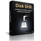 Disk Drill PRO lets you recover your Mac data no matter how you've lost it, whether through accidental deletion, disk error, or data corruption.