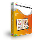 Picture Collage Maker Pro lets you easily create photo collages and digital scrapbooks that are ready to share with friends and family.