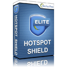 Hotspot Shield Elite secures your entire Internet surfing experience, whether you're at home or using a public connection, by making you anonymous.