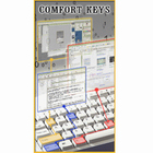 Comfort Keys Lite lets you perform routine actions in just a click, eliminating the need to drill through menus or engage in repetitive tasks.