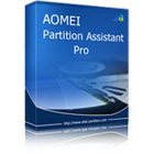 AOMEI Partition Assistant Pro provides a powerful and complete disk partition management solution, letting you copy, extend, and recover partitions, as well as migrate your OS.
