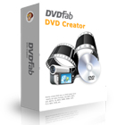DVDFab DVD Creator lets you burn videos of nearly all popular file formats to DVD for easy playback on your television or computer.