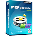 Converts MXF files to most popular formats--with built-in editing tools.