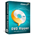 Aiseesoft DVD Ripper lets you rip DVD movies to popular digital file formats, letting you take your movie collection with you on any portable device.