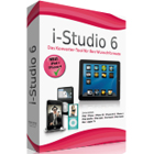 i-Studio 6 is a fantastic music and video converter, letting you use the power and flexibility of iTunes to get your own media onto your Apple devices.