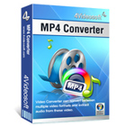 4Videosoft MP4 Converter lets you convert video from a variety of formats into MP4, AVI, MOV, and MP3 files, for playback on all popular media platforms.