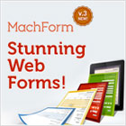 MachForm 3 lets you create amazing, fully functional web forms without an ounce of programming knowledge, easily embedding them into your existing website.