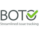 Boto is an innovative issue and bug tracking service that features a minimalist, yet powerful interface, letting you see all projects and issues in one place.