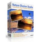 Nature Illusion Studio Standard Edition transforms your nature photos into living works of art, with weather effects that are sure to astound.