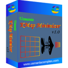 Usmania KMap Minimizer lets you instantly calculate the K-map for any given Boolean algebra expression, right on your computer.
