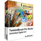 TwistedBrush Pro Studio 17 provides artists with over 5,000 brushes, as well as realistic media, to enable the creation of traditional artwork using new technology.