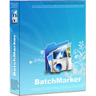 BatchMarker lets you add visual logos or text watermarks to all of your photos, protecting them from theft and unauthorized use.