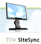 Painlessly synchronize your local and remote websites.