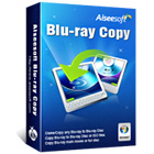 Aiseesoft Blu-ray Copy gives you the power to copy Blu-ray discs to backup optical media, or to digital files on your hard drive.