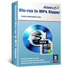 Aiseesoft Blu-ray to MP4 Ripper