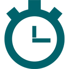 GTD Timer 2010 implements the GTD Two Minute rule, assisted by a highly configurable countdown timer for your desktop.