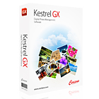 Kestrel GX  lets you manage and edit your photo collection with a host of features and an intuitive, clean interface.