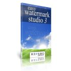 Easy Watermark Studio Pro lets you add watermarks to multiple photos in batch, plus resize, rename, and convert to different file formats.