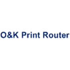 O&K Print Router gives you the power to redirect print jobs and load balance your printers, speeding up the process of getting your printed documents.