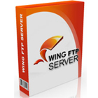 Wing FTP Server is a fully featured, intuitive, and secure FTP server utility that supports Windows, Linux, Mac OS X, and Solaris platforms.