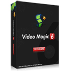 Video Magic Ultimate lets you rip and convert videos to a wide variety of popular file formats, playable on pretty much every portable media platform.