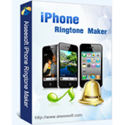 Aiseesoft iPhone Ringtone Maker lets you create iPhone ringtones using your own video, audio, and DVD files.