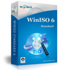 WinISO Standard 6 is a professional disc image utility that lets you open, create, edit, extract, mount and convert ISO files from CDs, DVDs, and Blu-ray discs.