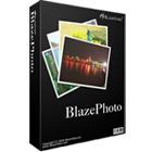 BlazePhoto lets you find, manage, edit, share, and view digital images wherever they may reside on your computer.