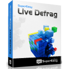 SuperEasy Live Defrag makes it easy to defrag and maintain your hard disk, delivering immediate improvements in performance and speed.